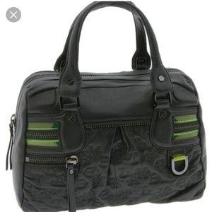 L.A.M.B leather purse